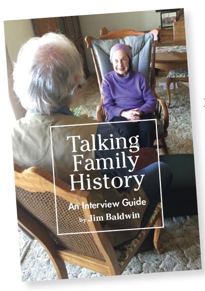 Talking Family History