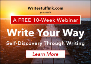 Write Your Way webinar box